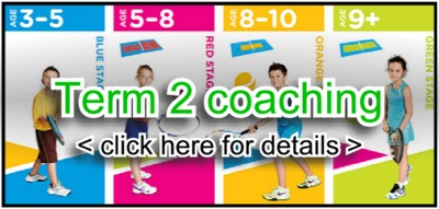South Gippsland Tennis Coaching